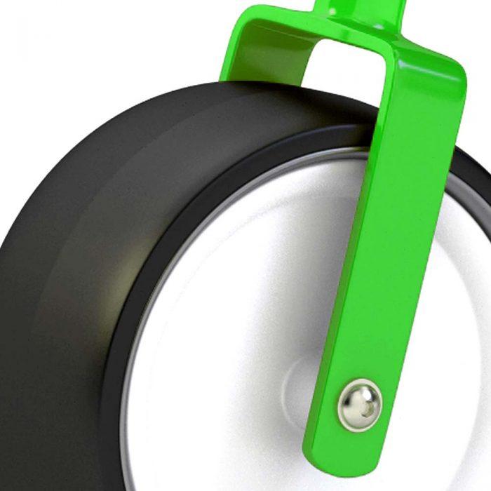 Green Balance Bike
