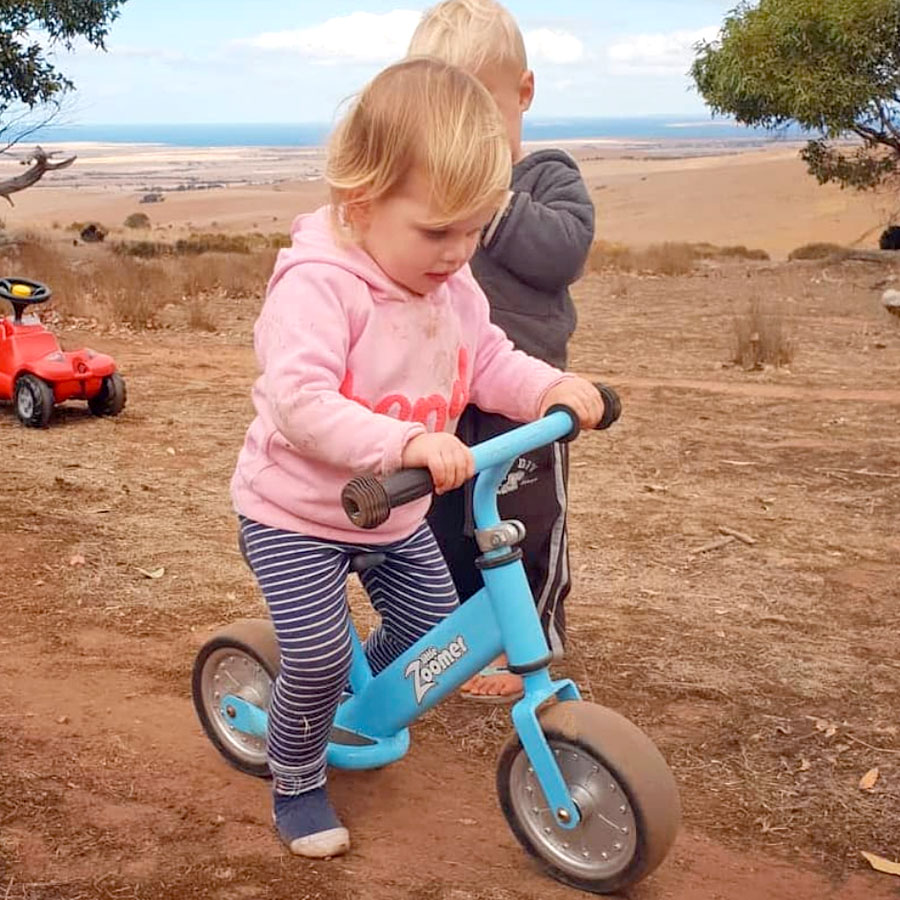 Little Zoomer Bike Balance