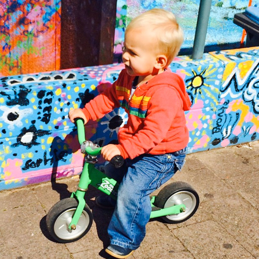 Learning Bike