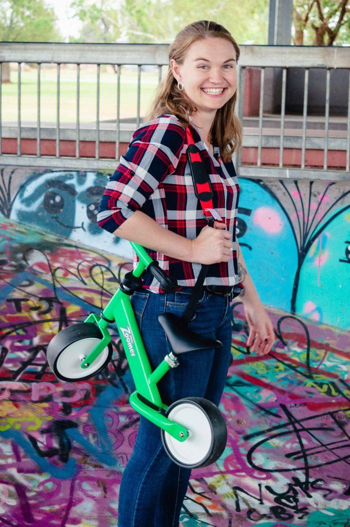 Balance Bike Carry Strap